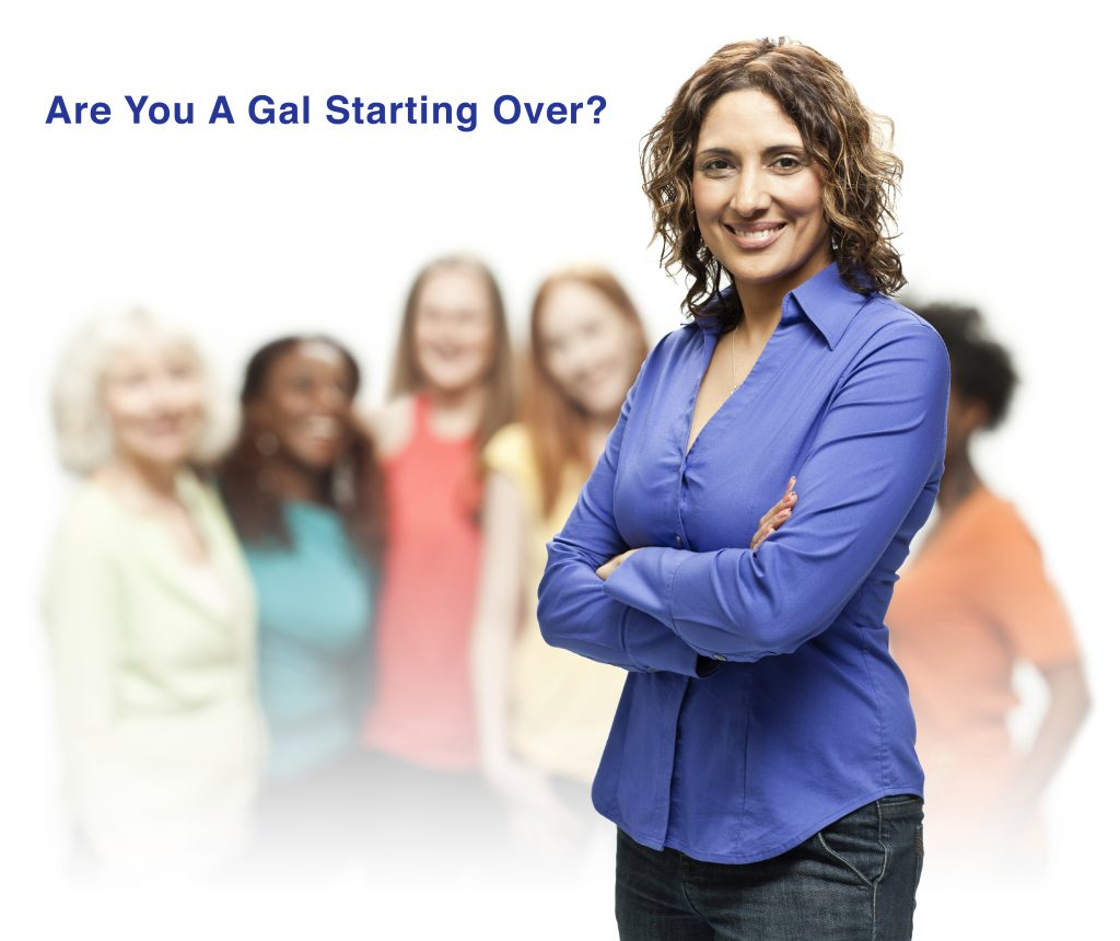 are you a gal starting Over